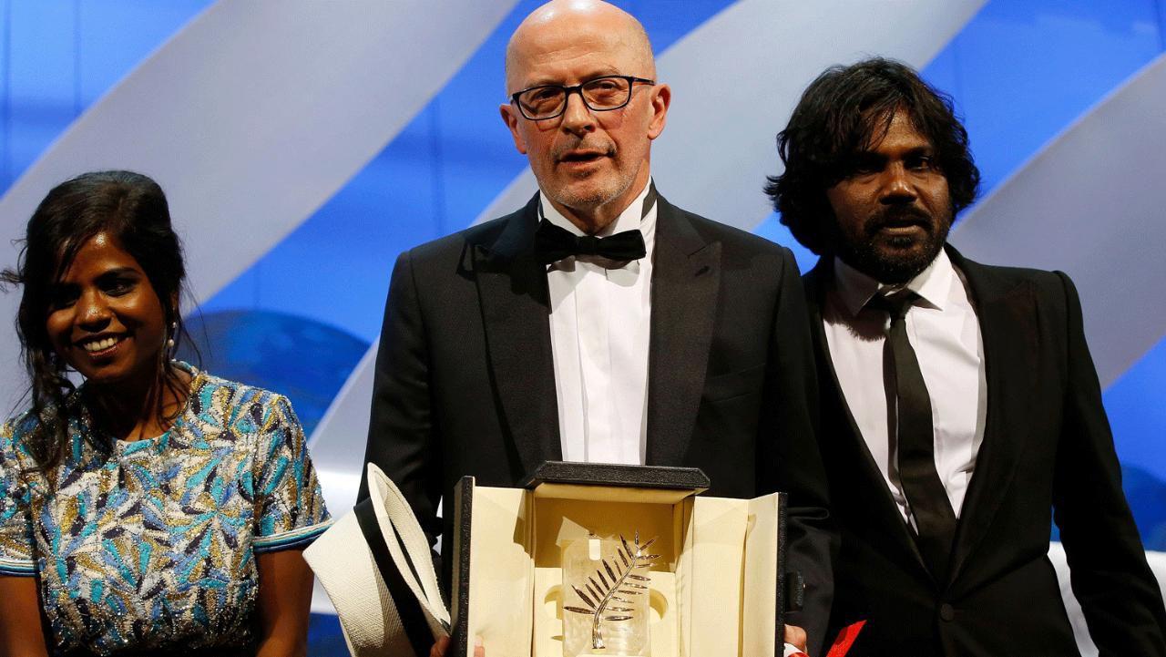 Velké pohádky v Cannes