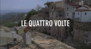 Michelangelo Frammartino: Le Quattro Volte (2010)