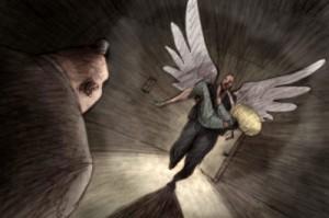 Idioti a andělé Billa Plymptona